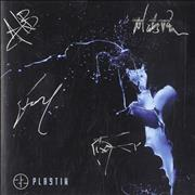 Click here for more info about 'Plastik - Autographed'