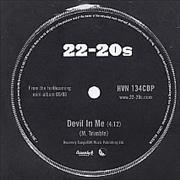 Click here for more info about '22-20s - Devil In Me'