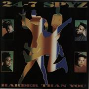 Click here for more info about '24-7 Spyz - Harder Than You'