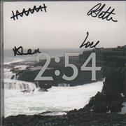 Click here for more info about '2:54 - Fully Autographed'