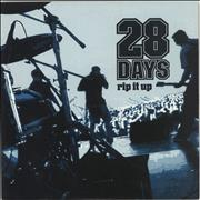 Click here for more info about '28 Days - Rip It Up'