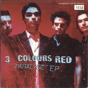 Click here for more info about '3 Colours Red - Paralyse Ep'