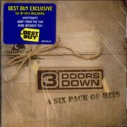 Click here for more info about '3 Doors Down - A Six Pack Of Hits - Best Buy'