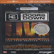 Click here for more info about '3 Doors Down - Away From The Sun'