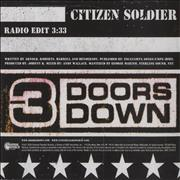 Click here for more info about '3 Doors Down - Citizen / Soldier'