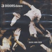 Click here for more info about '3 Doors Down - Duck And Run'
