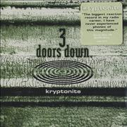 Click here for more info about '3 Doors Down - Kryptonite'