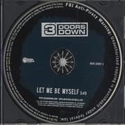 Click here for more info about '3 Doors Down - Let Me Be Myself'