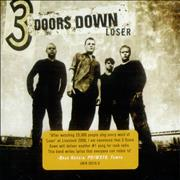 Click here for more info about '3 Doors Down - Loser'