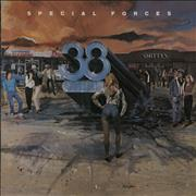Click here for more info about '38 Special - Special Forces - Gold promo stamped'