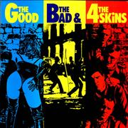Click here for more info about '4-Skins - The Good The Bad & The 4-Skins'