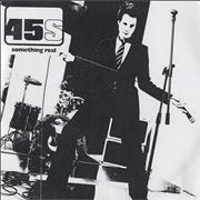 Click here for more info about '45s - Something Real'