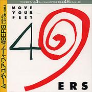 Click here for more info about '49ers - Move Your Feet'