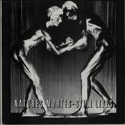 4.A.D. Natures Mortes - Still Lives Japan vinyl LP