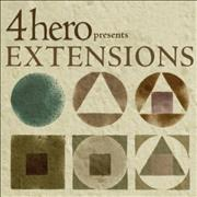 Click here for more info about '4Hero - Extensions'