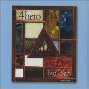 Click here for more info about '4Hero - Two Pages Album Sampler'
