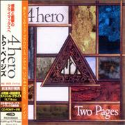 Click here for more info about '4Hero - Two Pages'