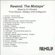 Click here for more info about '50 Cent - Rewind: The Mixtape'