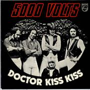 Click here for more info about '5000 Volts - Doctor Kiss Kiss - P/S'