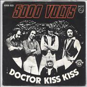 Click here for more info about '5000 Volts - Doctor Kiss Kiss - wide centre'