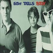 Click here for more info about '60ft Dolls - Stay - Green/white Swirl Vinyl - Numbered'