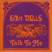 Click here for more info about '60ft Dolls - Talk To Me'