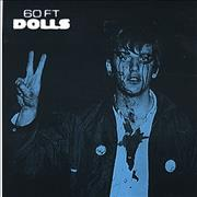 Click here for more info about '60ft Dolls - White Knuckle Ride - White Vinyl'