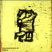 Click here for more info about '65Daysofstatic - Hole'