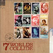 Click here for more info about '7 Worlds Collide - Too Blue'