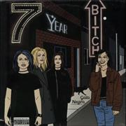 Click here for more info about '7 Year Bitch - Gato Negro - Sealed'