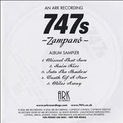 Click here for more info about '747s - Zampano - Album Sampler'