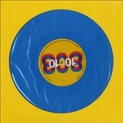 Click here for more info about '808 State - 10 X 10 - Ten By Ten - Blue Vinyl'