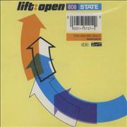 Click here for more info about '808 State - Lift/Open Up Your Mind'