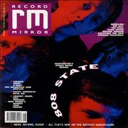 Click here for more info about '808 State - Record Mirror'