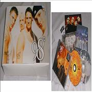 Click here for more info about '98 Degrees - 98o And Rising'