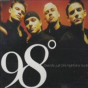 Click here for more info about '98 Degrees - Give Me Just On Night'