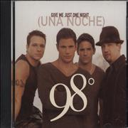 Click here for more info about '98 Degrees - Give Me Just One Night - Una Noche'