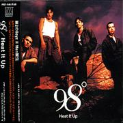 Click here for more info about '98 Degrees - Heat It Up'