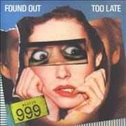 Click here for more info about '999 - Found Out Too Late'