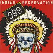 Click here for more info about '999 - Indian Reservation - Clear vinyl'