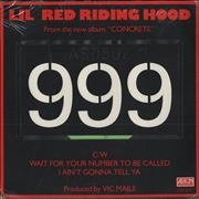 Click here for more info about '999 - Lil Red Riding Hood - Sealed with Stencil'
