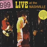 Click here for more info about '999 - Live At The Nashville 1979'