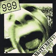 Click here for more info about '999 - Nasty Nasty - Green Vinyl'