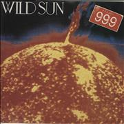 Click here for more info about '999 - Wild Sun - Red Vinyl'