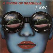 Click here for more info about 'A Flock Of Seagulls - I Ran'