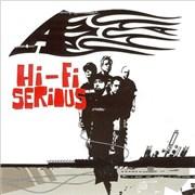 A Hi-Fi Serious UK CD album
