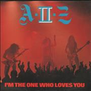 Click here for more info about 'A II Z - I'm The One Who Loves You'