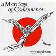 Click here for more info about 'A Marriage Of Convenience - My Young Dreams'
