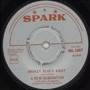 Click here for more info about 'A New Generation - Smokey Blue's Away'