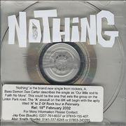 Click here for more info about 'Nothing'